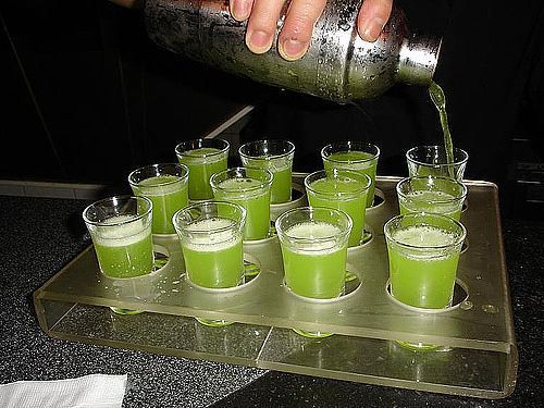 The 20 Greatest Shots to Order at the Bar | Mixed drinks ...