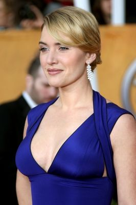 the beautiful, classy Kate Winslet