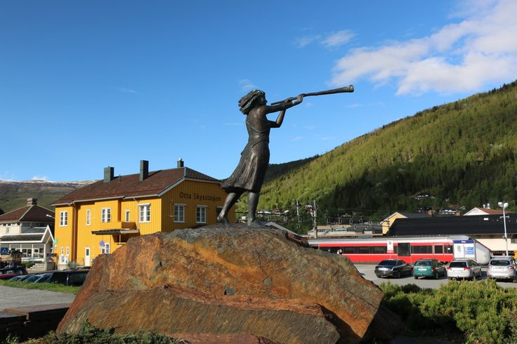 Otta, Norway (May 2016)