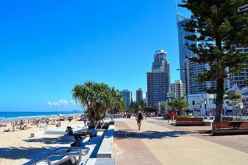 Surfers Paradise  Gold Coast ©