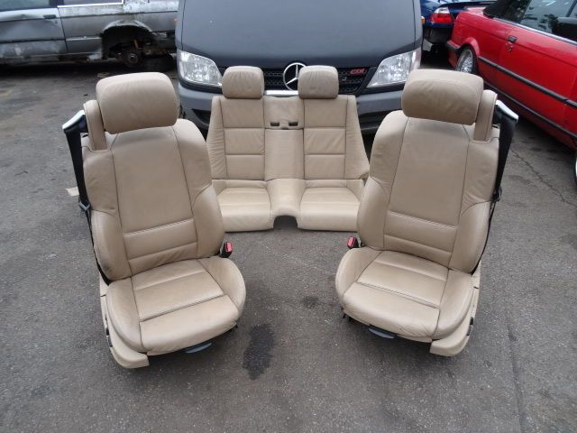 Pin By Alison Buckby On Van Conversion Leather Interior Bmw E46 Car Seats