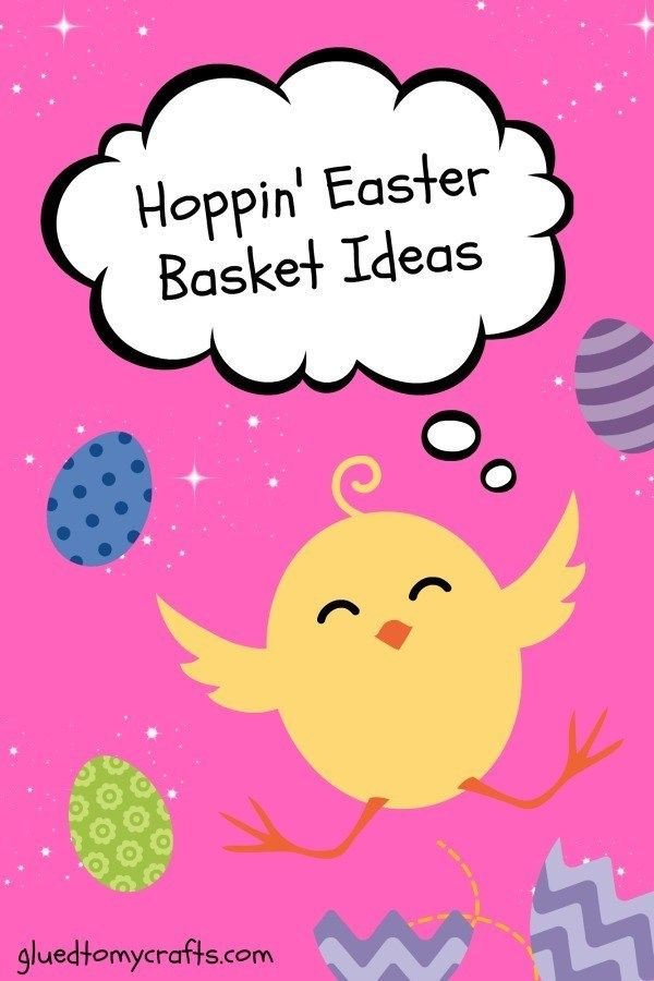 20 Hoppin Easter Basket Craft Ideas Glued To My Crafts