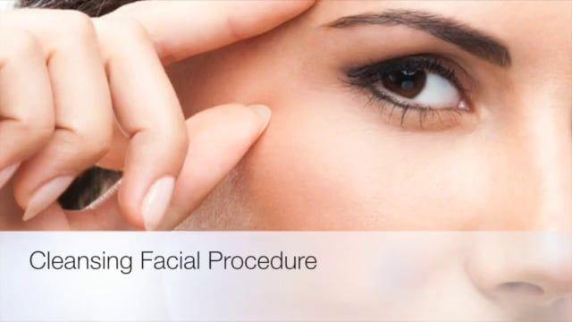 Cleansing Facial Procedure