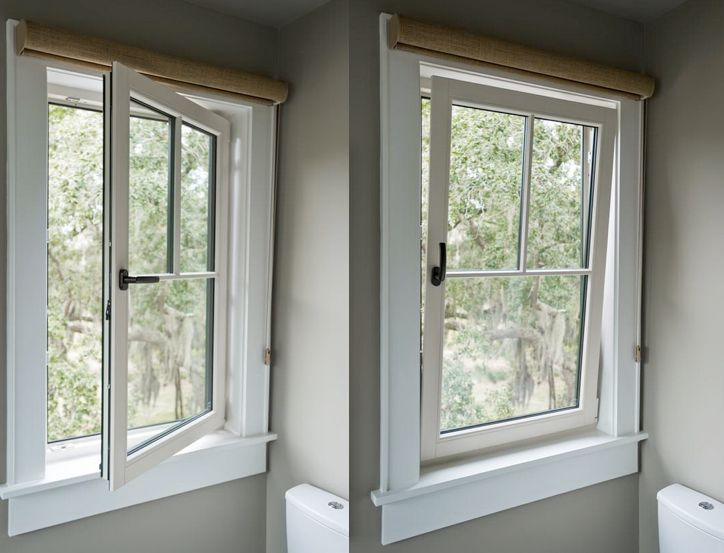 2x the style & functionality l Tilt - Turn Window #home #decor