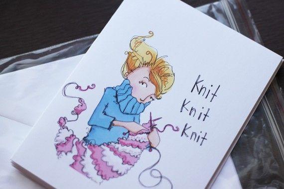 knit knit knit cards – leahmcr8