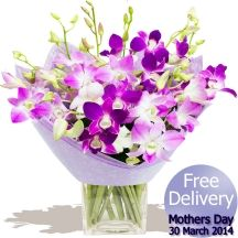 Mother's Day Flowers - Worlds Best Mum