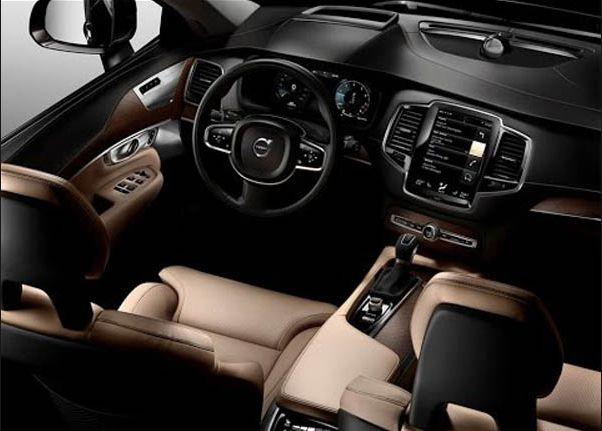 2018 Volvo XC90 Features