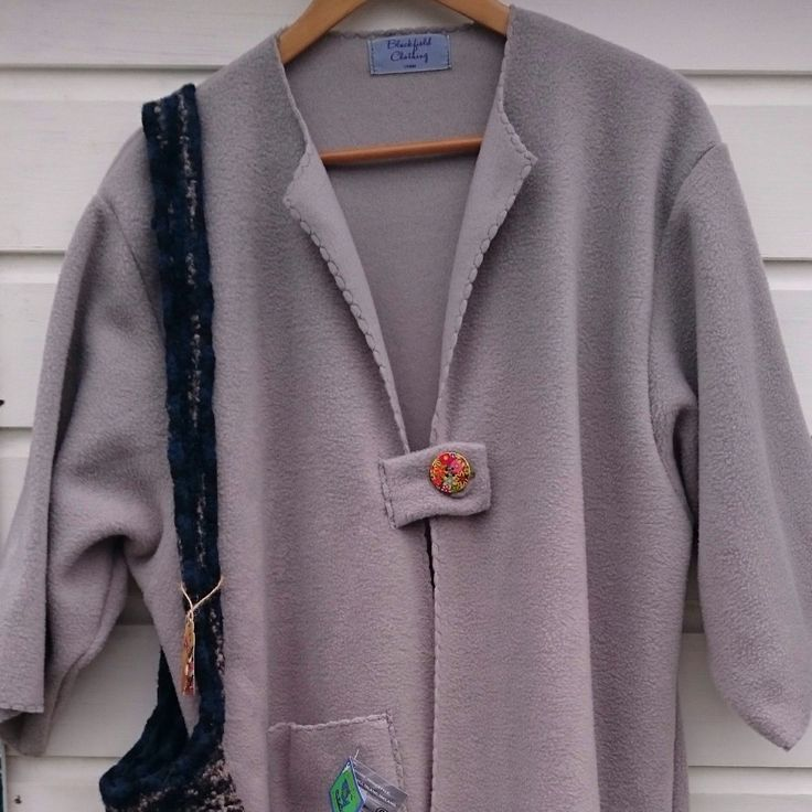 The long Boho cardigan in grey, for a change, The winner of the season, treat yourself to something special.