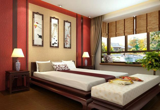 Luxueuse Chambre Pi Design Ideas Ctures Chambredesigndeluxe Chinese Style Interior Luxury Bedroom Decor Chinese Interior