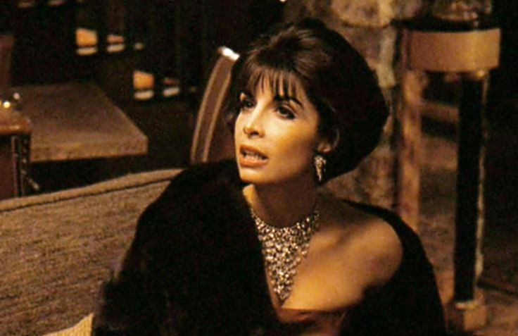 Talia Shire as Connie Corleone Rizzi (sibling of Francis Ford Coppola)