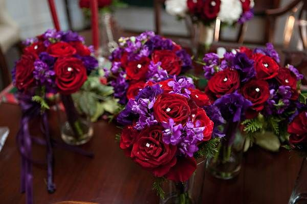 Philadelphia Wedding Florist: Kiera and Ryan at Philadelphia Racquet Club