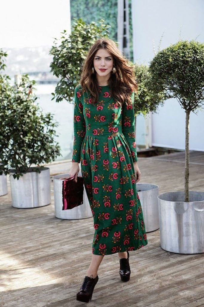 eabc8ea9f8730 divitin elbise ile ilgili görsel sonucu | Dikişler | Fashion ...