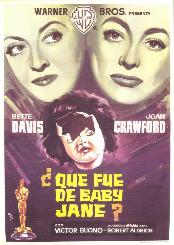Whatever Happened to Baby Jane? Latin