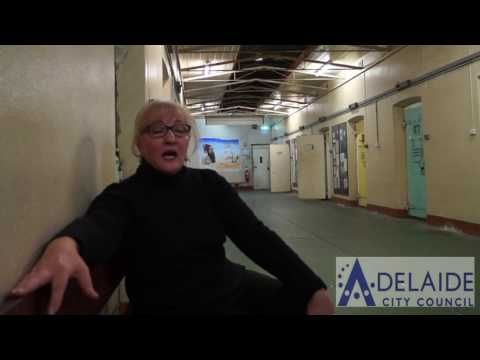 Haunted Buildings In Adelaide: Oral History - Old Adelaide Gaol - Penny ...