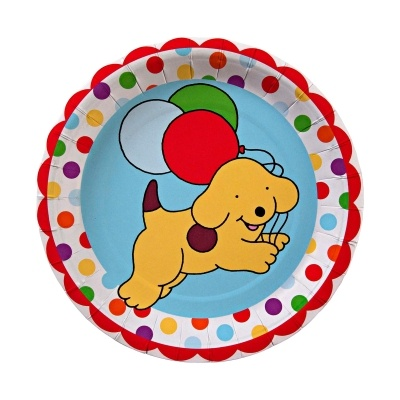 Spot the Dog Party Plates: Small | Past Times