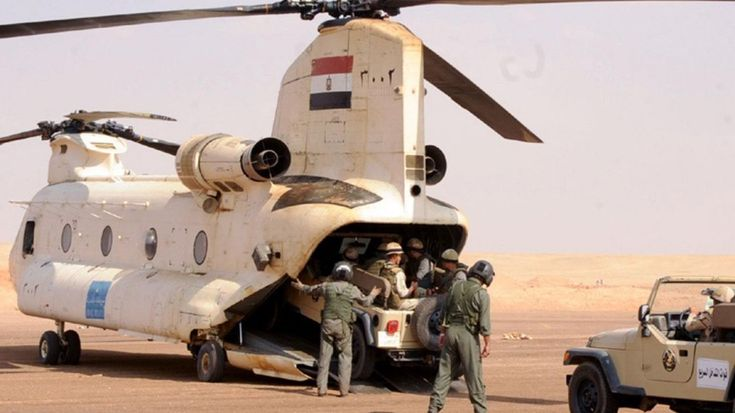 The Egyptian-Eritrean Military Axis Might Make the Horn of Africa Crisis Explode