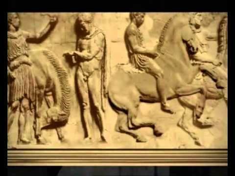 Historia del Arte Universal   El Mundo Clásico, Grecia Roma  parte 2