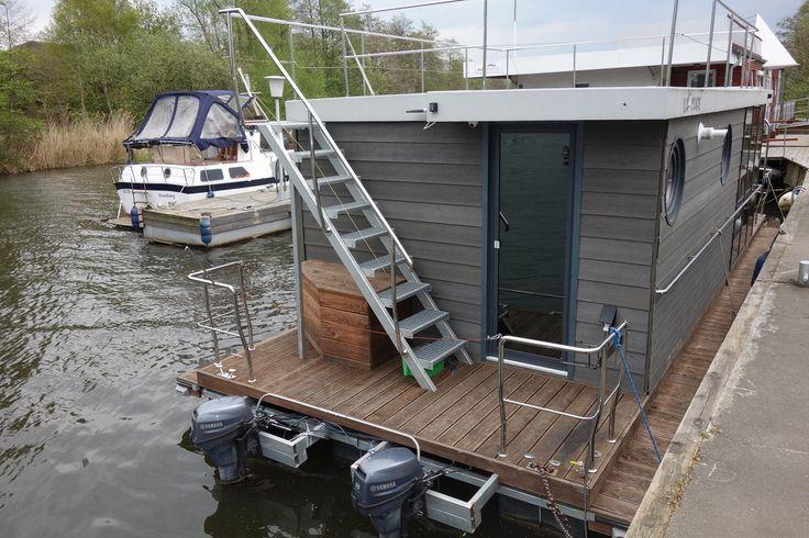 La Mare - APART HAUSBOOT Bateau à moteur d'occasion | Vente en ligne de bateau