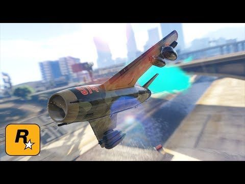 awesome Playing GTA ONLINE: SMUGGLER'S RUN with TYPICAL GAMER, SWIFTOR, SAMARA REDWAY & IPODKINGCARTER
