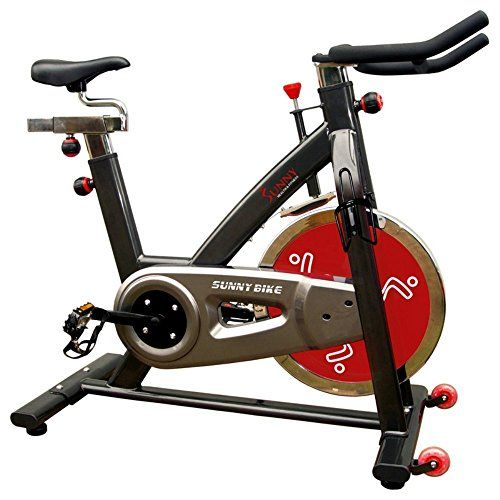 Sunny Health & Fitness Indoor Cycle Trainer - 49 lb. Flywheel - http://fitness-super-market.com/?product=sunny-health-fitness-indoor-cycle-trainer-49-lb-flywheel