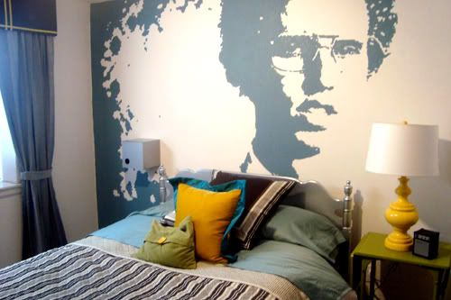 tween boy bedroom decor: Preteen Boys, Stencil Ideas, Wall Murals, Boys Bedrooms Decor, Boys Decor, Napoleon Dynamite, Awesome Murals, Bedrooms Wall, Kids Rooms