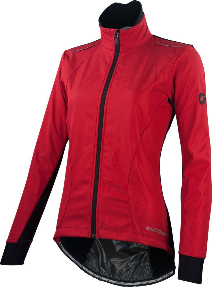 Oh my goodness. If I had this jacket I'd ride my bike to work every day! Cascade Cold Weather Cycling Jacket - Women's $140.00 - See more at: http://shop.pactimo.com/cascade-cold-weather-cycling-jacket-womens/#sthash.fIAFPH8K.dpuf