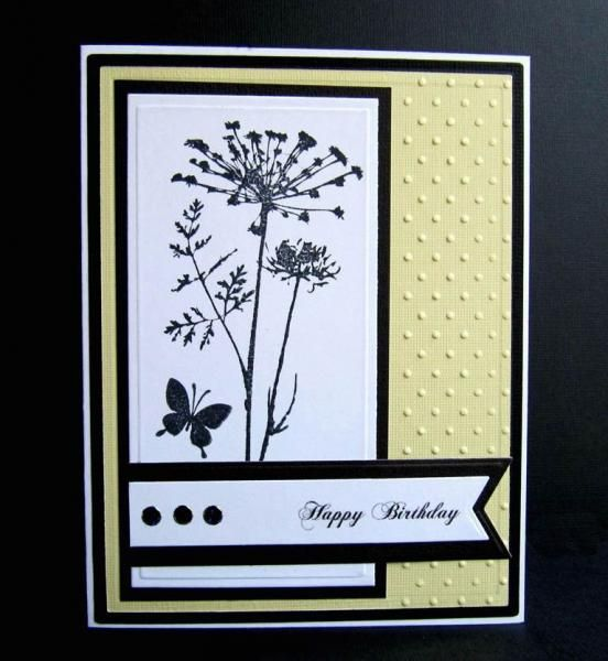 Weeds by catluvr2 - Cards and Paper Crafts at Splitcoaststampers