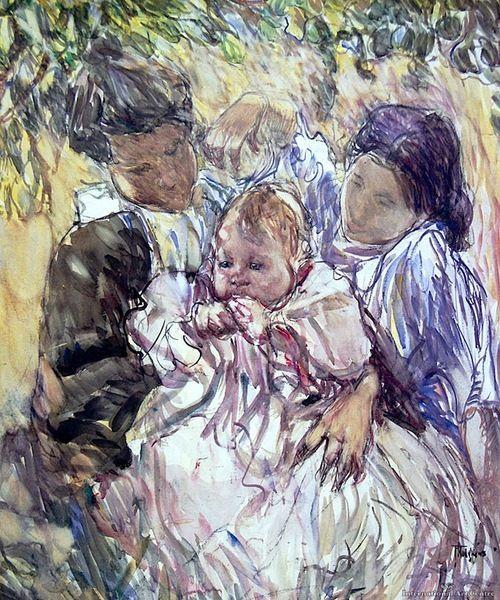 Frances Hodgkins - Summer Circa 1912