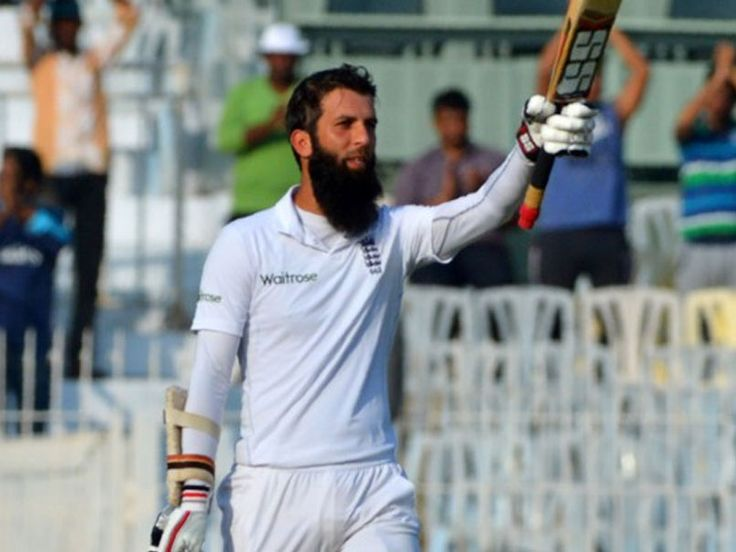 #Moeen Ali became the third player in cricket history to take 30 wickets and #score 1000 runs in a calendar year.  @ www.criczones.com