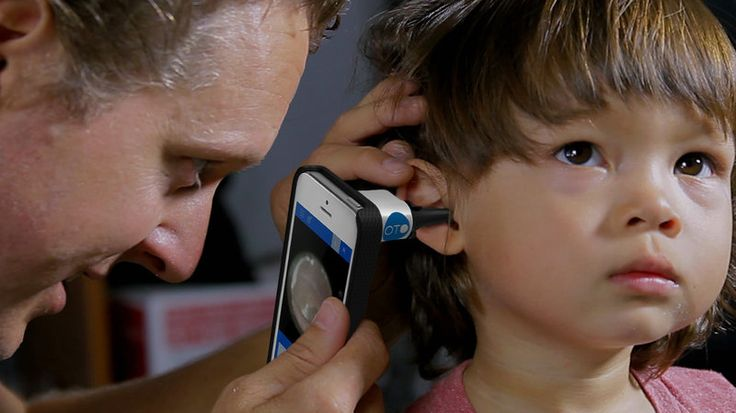 The San Francisco-based startup CellScope has built a tool to do ear exams at home, instead of going to the doctor.