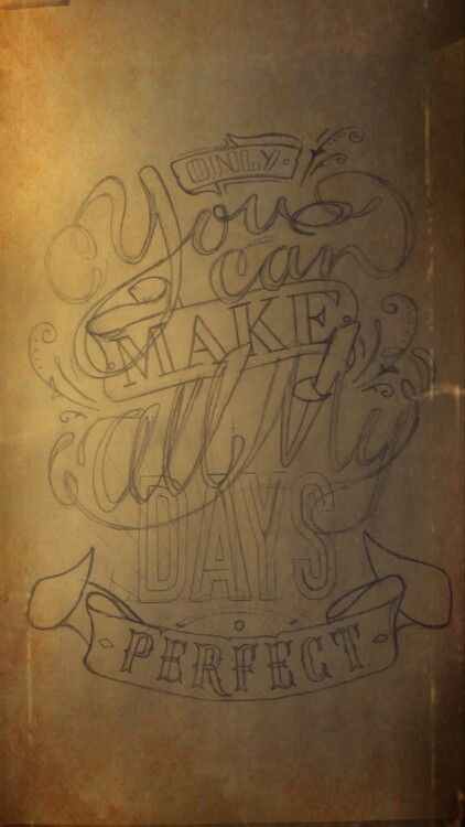 ... Make Perfect...