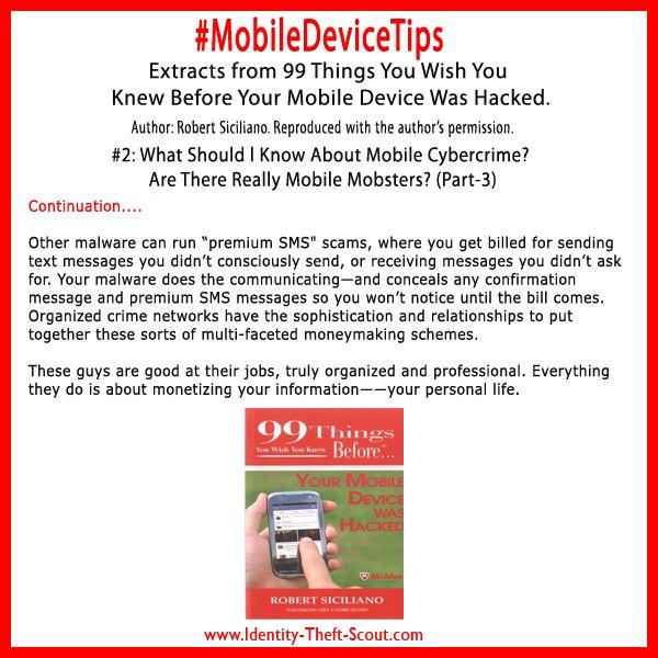 Mobile Cybercrime 3