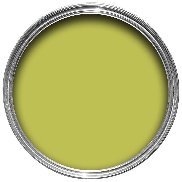 Dulux Bathroom + Luscious Lime Soft Sheen Emulsion Paint 2.5L | Departments | DIY at B&Q