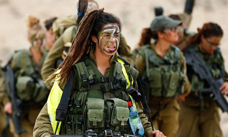 Book review: The People of Forever are not Afraid - A female Israeli soldier in the Negev desert … Boianjiu depicts compulsory military service as brutalising yet elevating Photograph: Darren ...