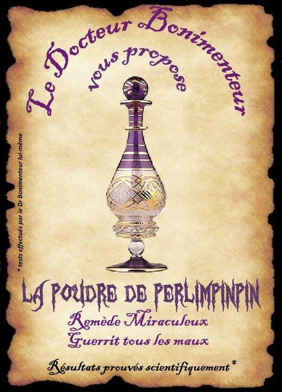 affiche perlimpinpin