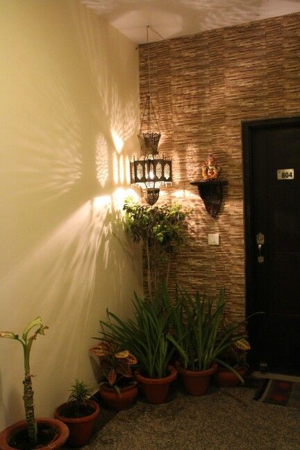 25 best ideas about home entrance decor on pinterest for Foyer designs india