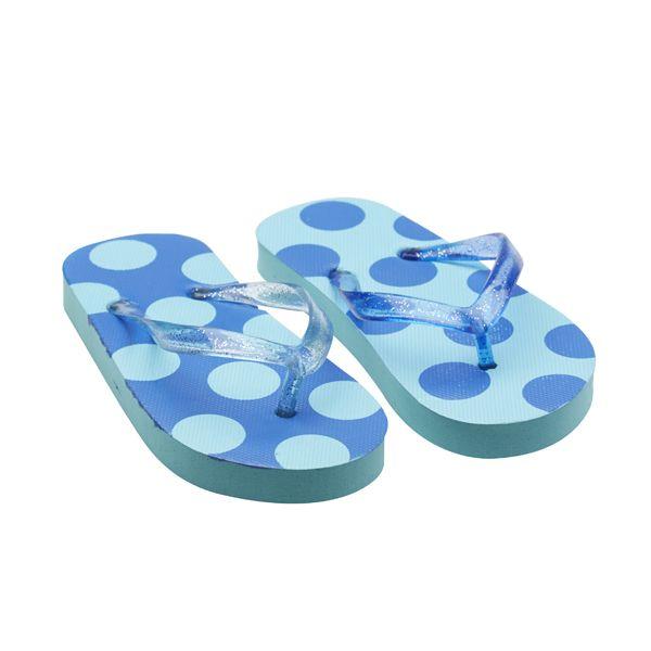 Fun beach sandals