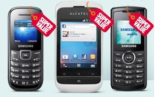 Upgrade your Pay As You Go phone at the Carphone Warehouse for less and then sell and recycle your old mobile phone for cash at Phones4Cash.  http://www.phones4cash.co.uk/3/blog/post/580/carphone-warehouse-repositioning-prepay