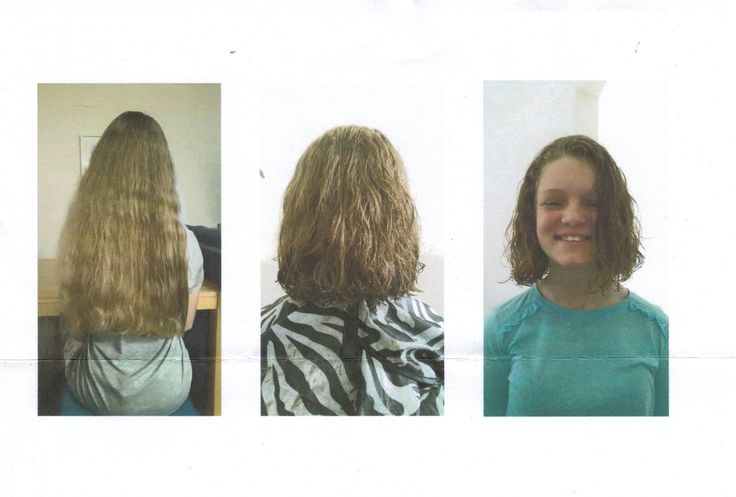 Donation Received - Thank you Kate! - Blog - Transitions Hair