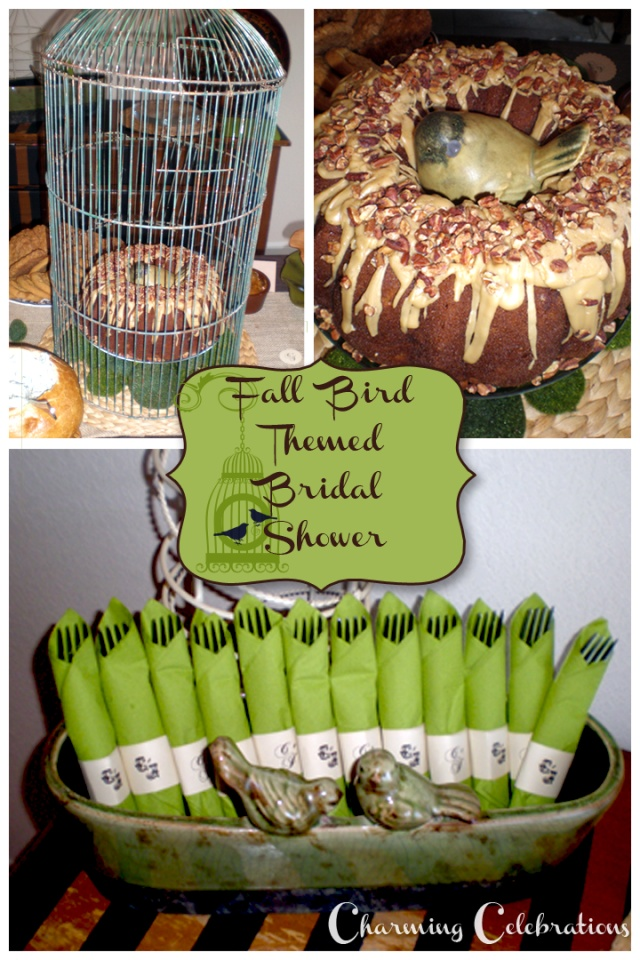 17 best images about fall in love on pinterest bridal showers fall wedding and fall wedding - Bridal shower theme ideas for fall ...