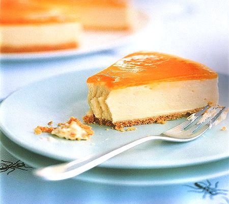 Apricot Nectar Cheesecake Recipes