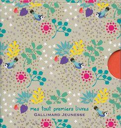 Ma petite bibliothèque - Mes tout premiers livres - Livres pour enfants - Gallimard Jeunesse
