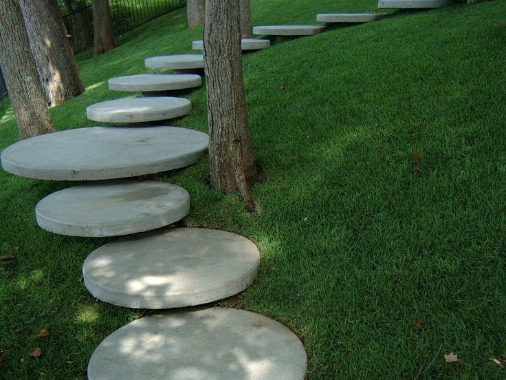 Best Round Concrete Steps Paving Ideas Pinterest Gardens 640 x 480