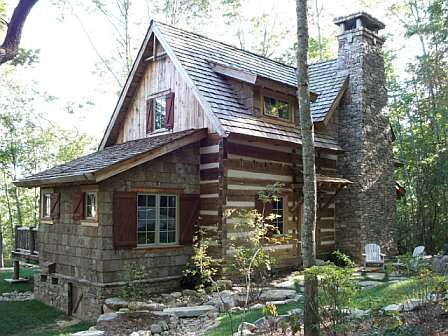 MORE Small Cabins . . . Little Spaces, Picture-Perfect Places!