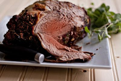 Foolproof Prime Rib roast -- wish I'd found this before I overcooked the Thanksgiving roast. :/