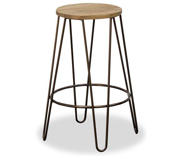 Tararua Barstool – Stacks Furniture Store
