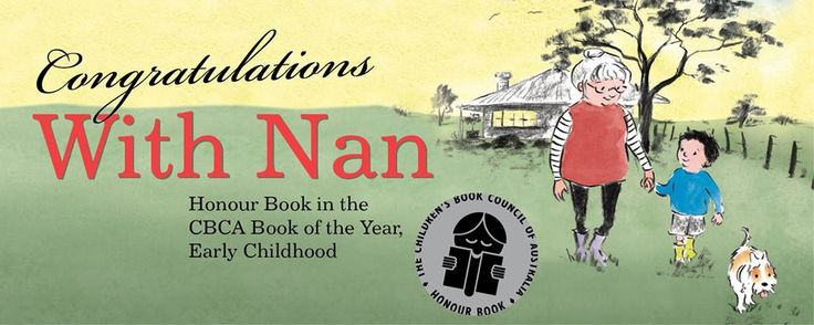 Congratulations Tania Cox & Karen Blair for receiving #Honour #Book in the #CBCA Book of the Year, Younger #Readers