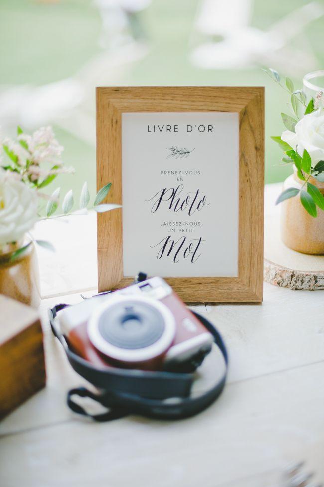 Un mariage à Fox-Amphoux par Monsieur+Madame (M+M). Thème Provence dans un esprit kraft & minimaliste. ©Pauline F Photography www.monsieurplusmadame.fr