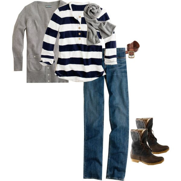 grey and stripes