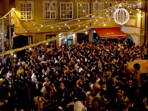Festa de S. João no Porto